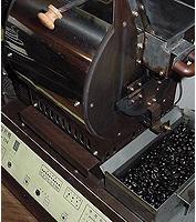 珈琲豆 珈琲焙煎機